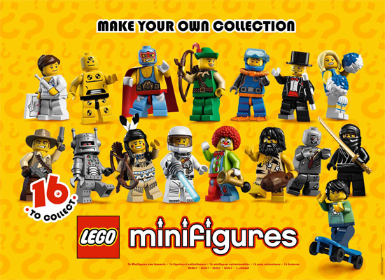 8683 lego minifigures serie 1 lego blog. Black Bedroom Furniture Sets. Home Design Ideas